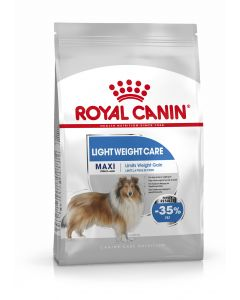 Croquettes Maxi light weight care 3kg
