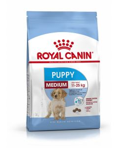 Royal Canin - Croquettes Medium junior pour chiots 4 kg
