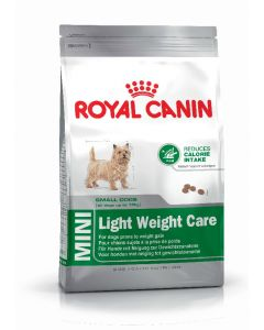 Croquettes Mini light weight care 8kg
