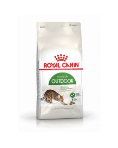 Croquettes Royal Canin Chat Outdoor 4 kg