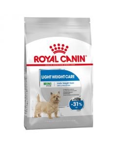 Croquettes pour chien Light Weight Care Mini 3kg