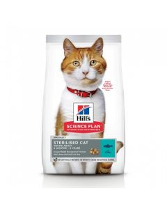 Science Plan - Feline Sterilised Cat Adult Thon 1,5 kg