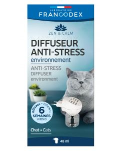 Diffuseur anti-stress + recharge 48ml