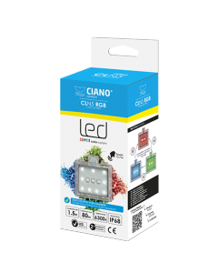 Eclairage LED Betta Nexus CLN 5 pour aquarium RGB (+converter)