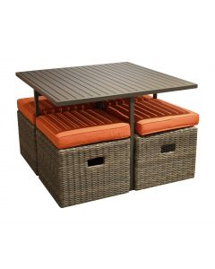 Set Balcon - Ensemble patio pour Balcon confortables - Jardiland