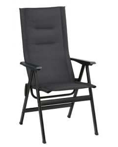 Fauteuil zen it be comfort dark grey