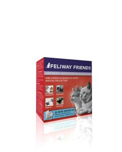 Feliway Friends Diffuseur + Recharge flacon 48ml