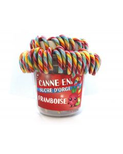 Finabeil - Sucre d'orge canne framboise 28 g