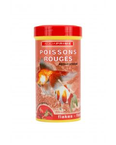 Flocons Poisson Rouge 250ml Aquaprime