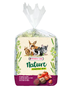 Foin Nature Timothy Hay Beetroot & Tomato 500 g