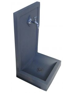 Fontaine Avalon grise 38X42X76