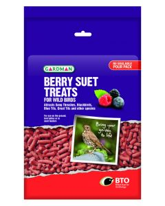 Friandises suif-fruits rouges 550 gr