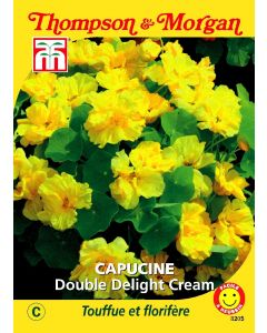 Graines de Capucine Double Delight Cream