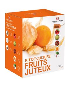 Graines de Kit de culture fruits juteux