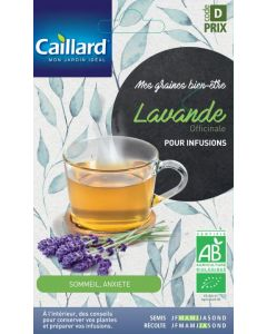 Graines de Lavande officinale bio