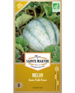 Graines de Melon ancien vieille France