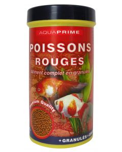 Granules Pois Rouge 250ml Aquaprime