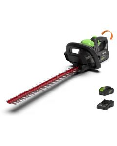 Greenworks - Taille-haies 48V lame 61cm + 1 batterie 2Ah+chargeur