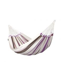 Hamac classique simple en coton - Caribeña Purple