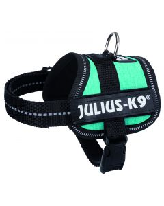 Harnais Power Julius-K9® océan Baby 2/XS–S: 33–45 cm/18 mm