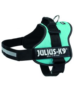 Harnais Power Julius-K9® océan XL–XXL: 82–116 cm/50 mm