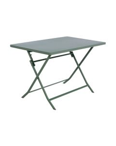 Hesperide - Table Greensboro kaki - L.110 x l.70 x H.71 cm