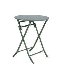 Hesperide - Table Greensboro ronde kaki - Ø60 x H.71 cm