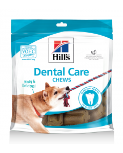 Biscuits Hill' Dental Care Chews Dog Treats 170 g