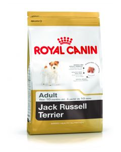 Croquettes Jack russell adult 1,5kg