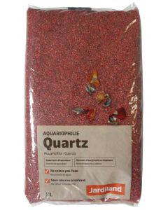 Jar Quartz Rouge 3L