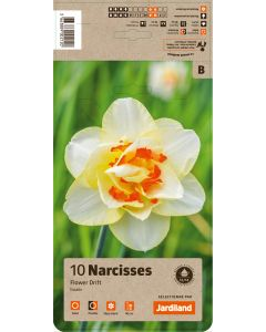 Jardiland - Bulbes de Narcisse double flower drift x10