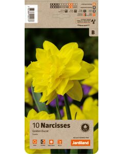 Jardiland - Bulbes de Narcisse double golden ducat x10