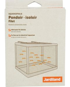 Jardiland - Pondoir - Isoloir Filet