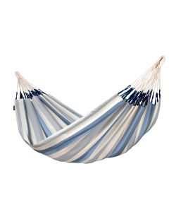 La Siesta - Hamac classique double outdoor Brisa Sea Salt