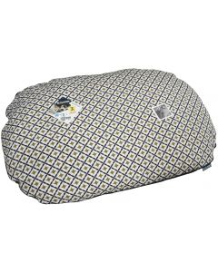 Lit rond Master Comfort Quilted T.110 - L.70 x l.110 x H.18 cm