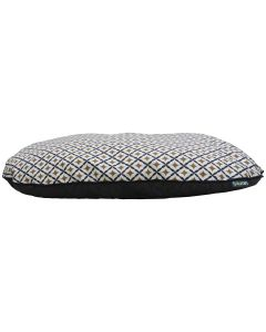 Lit rond Master Comfort Quilted T.90 - L.57 x l.90 x H.16 cm