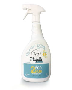 Magalli - Désinfectant 2 Eco Pur 1 L
