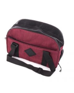 Martin Sellier - Sac Bowling Croisette Rouge Taille 48 cm