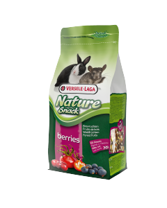 Nature snack - fruits rouges 85 gr