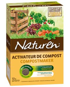 Naturen activateur de compost 1,5 kg