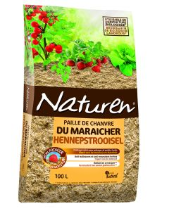 Naturen Paille De Chanvre 100L