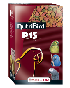Nutribird - Aliment P15 Tropical pour perroquets 1 kg