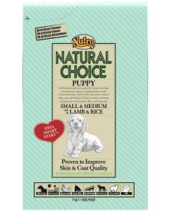 Nutro Natural Choice Junior Riche en Agneau et en Riz 7kg