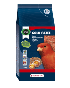Versele Laga - Orlux Gold Patee pour canaris rouge 250 g