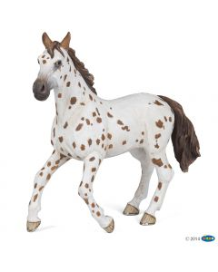 Papo - 51509 - Figurine Jument Appaloosa