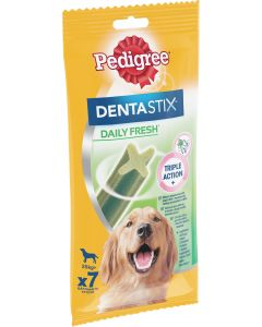 Pedigree - Bâtonnet Dentastix Fresh pour grand chien x 7