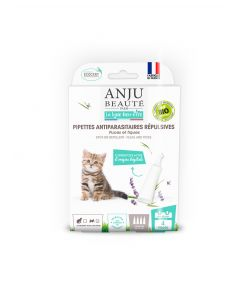 Pipette Insectifuge Chaton Ecosoin Bio x 4