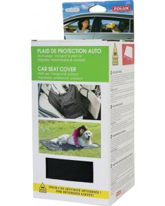 Plaid de protection auto réglable