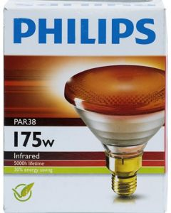 Plume & Compagnie - Lampe infrarouge pour poulailler 175 W