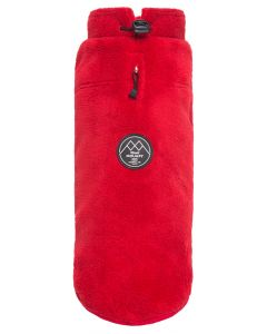 Polaire Outdoor Wouapy Rouge Taille XL